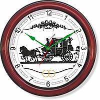 Настенные часы Свадебное путешествие