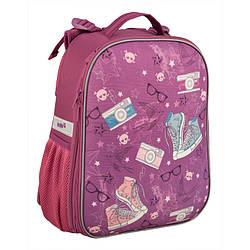 Рюкзак школьный каркасный 531 Cool Girl