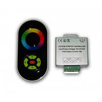 RGB-Контроллер 18 А TOUCH black (сенсорный)