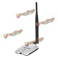 Альфа awuso36h 7dbi 2.4 ГГц USB2.0 Wireless WiFi сетевой адаптер
