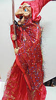 Кукла Баба-яга декоративная длина 75 см