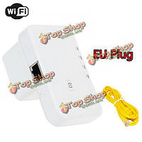 7w211 беспроводной-N 300 Мбит/с Wi-Fi репитер 802.11 b/г/N с WPS с ЕС Plug