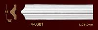 Молдинг профильный гибкий 4-0681