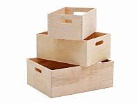 Ящики для хранения BOX комплект