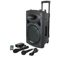 Портативная акустика Ibiza PORT10UHF-BT