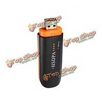 HSDPA USB модем сим палки 7.2Mbps 3G беспроводной Dongle адаптер TF карта