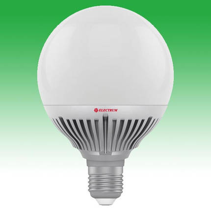 Светодиодная лампа LED 12W 2700K E27 ELECTRUM LG-30 (A-LG-1061), фото 2