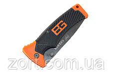 Нож складной, механический BG113, фото 3