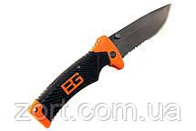 Нож складной, механический BG113, фото 2