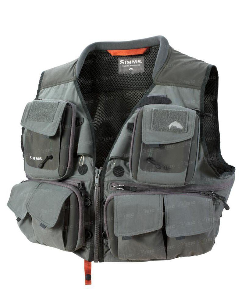 Жилет Simms G3 Guide Vest L - ИБИС - ОХОТА И РЫБАЛКА в Киеве