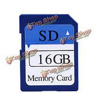 16g Class6 карта памяти SD синий для цифровой зеркальной фотокамеры