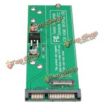 Конвертер адаптер карты для 12 + 6pin Apple MacBook Air 2010 2011 ССД к 22pin SATA