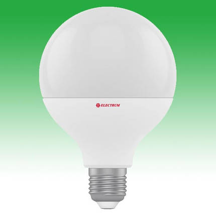 Светодиодная лампа LED 15W 4000K E27 ELECTRUM LG-24 (A-LG-0237), фото 2