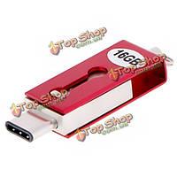 HSTD-140 16Гб 32Гб тип USB3.1 с USB флэш-накопитель USB3.0 OTG мини-диск u