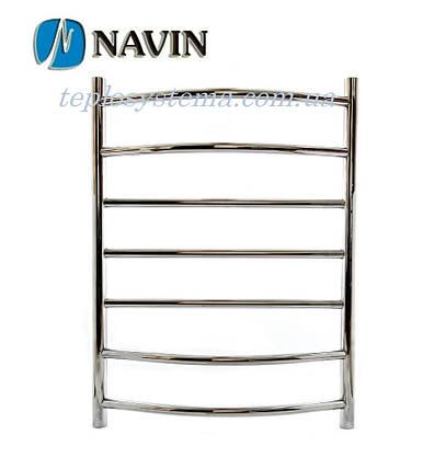 Полотенцесушитель водяной NAVIN Фантазия 500 х 700 , фото 2