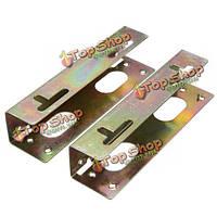 Пара 3.5-дюймов жесткий диск до 5.25 дюймов отсек монтажного кронштейна адаптера