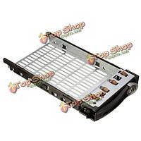 2.5-дюймов HDD жесткий диск лоток Caddy для DELL PowerEdge 7jc8p c6220 C6100 + винты