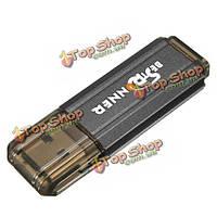 Bestrunner 32Гб портативный металлический стержень стиль хранения USB2.0 флеш-накопитель U диск