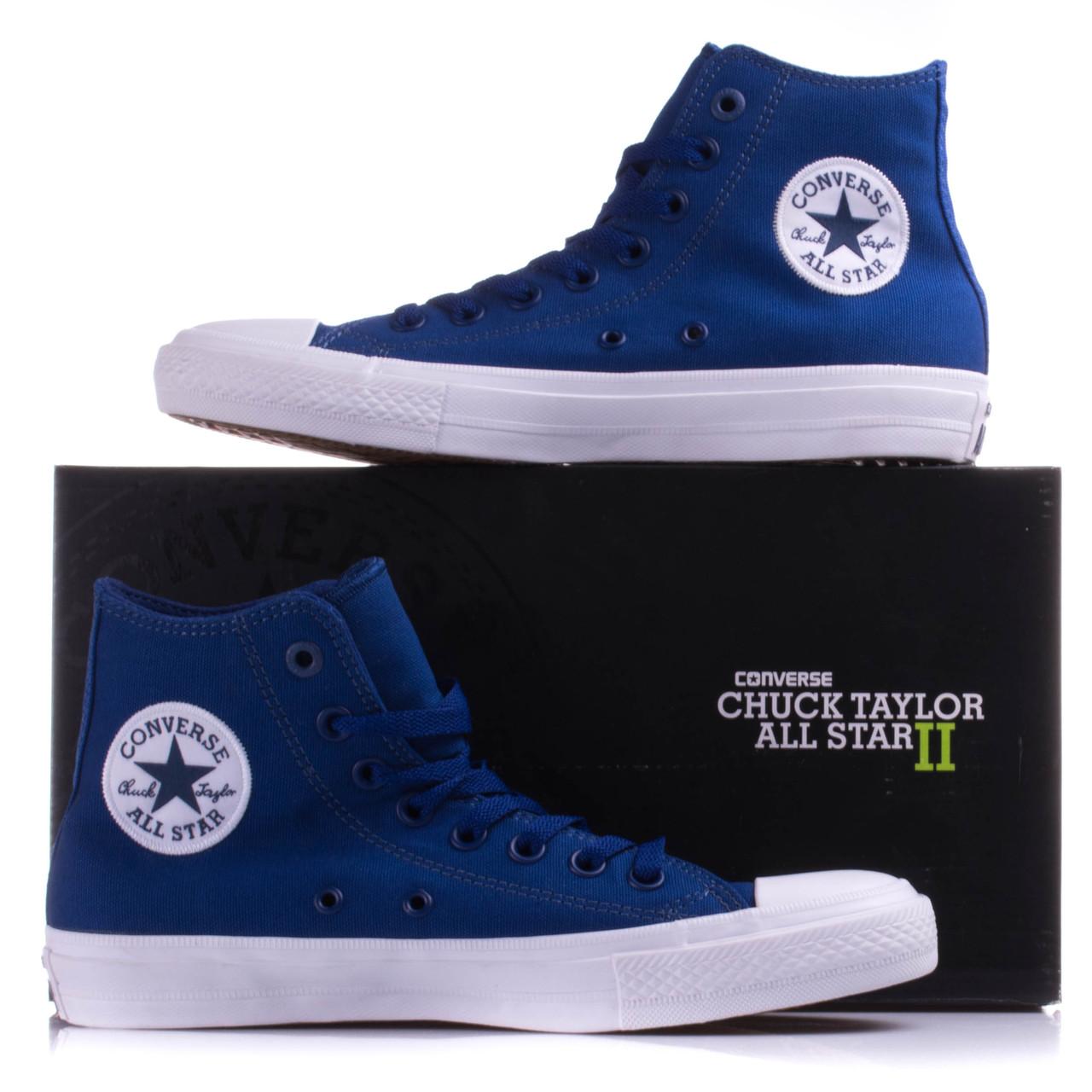 Кеды  Converse Chuck Taylor All Star II(36.37,39,40,41)