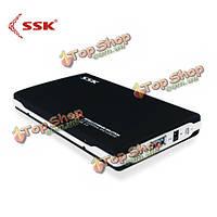 SSK к USB 3.0 HDD корпус внешний корпус коробки жесткого диска SATA she072 2.5-дюйма