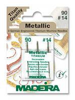 9451 Иглы для металлических ниток 9014 (3 иглыкарточка)