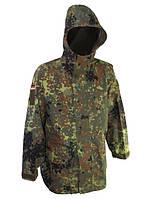 Куртка непромокаемая флектарн. GoreTex. Бундесвер. Б/У оригинал, фото 1