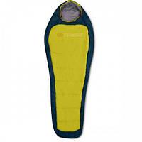 Спальный мешок Trimm Impact 185 L - Yellow