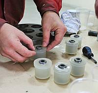 Жидкий полиуретан горячего отверждения Ньюсейн 143S для производства инженерно-технических деталей