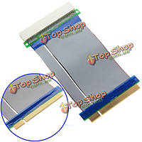 32 бита рослости PCI слот экстендер расширение адаптер конвертер кабель