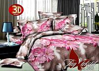 Полуторный комплект постельного белья 3D HL282 поликоттон