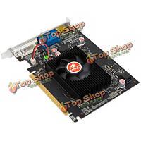 Красочные gt610 CF-1GD3 видеокарты 64-разрядных дисплея GDDR5 карты с HDMI VGA дви слот черный