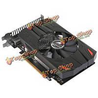 Красочные gt720-1gd5 видеокарта 64-разрядных дисплея GDDR5 карты с HDMI VGA дви слот черный