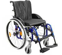 Инвалидная активная коляска со складной рамой  (стоимость базовой комплектации)
