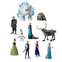 Игровой набор с фигурками Холодное Сердце Frozen Deluxe Disney