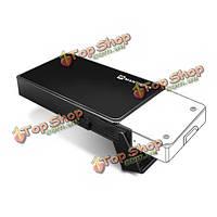 MantisTek™ MBOX3.5 HDD/SSD корпус внешний 3.5-дюймов опорный корпус UASP SATA III без инструментов USB3.0