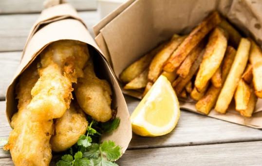 Fish and chips: знакомая еда с незнакомой стороны
