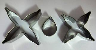 Вырубка металлическая «Цветок Фуксии» (Китай)