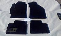 Резиновые ковры в салон Chery QQ 03- (LUX) кт-4 шт.
