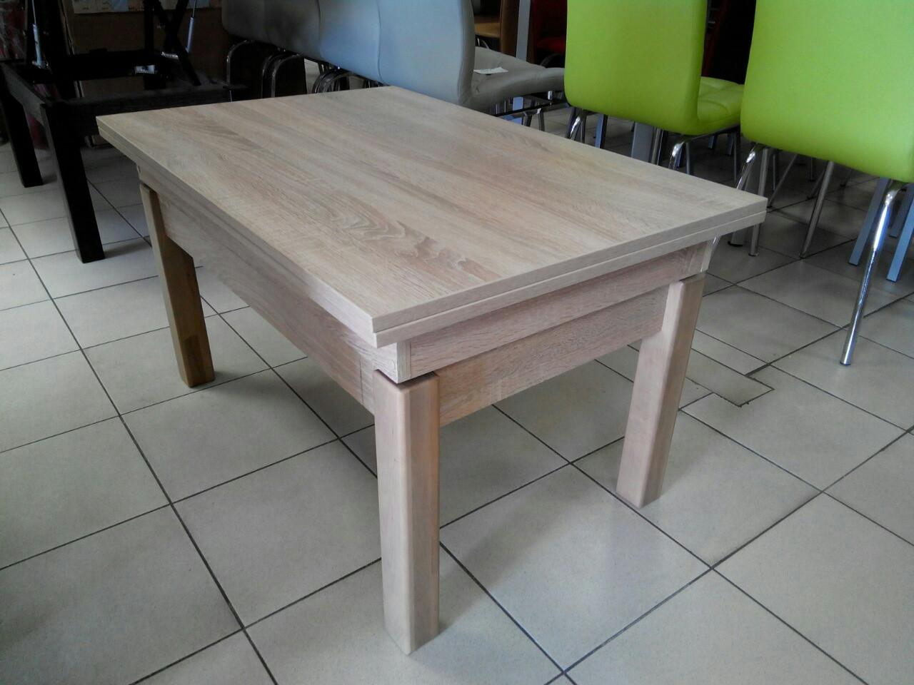 Кухонный стол трансформер Флай Fn, дуб сонома