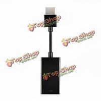 Оригинальный xiaomi высокой четкости 1080p HDMI для VGA конвертер для кабеля