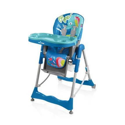 Стульчик для кормления Baby Design Pepe colors , фото 2