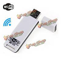 БВ-1518 2 в 1 порт USB2.0 bluetooth для В3.0 150 Мбит / с беспроводная сеть WiFi адаптер