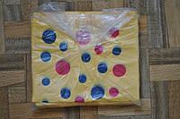 Полиэтиленовый пакет майка Шары №3 270*470
