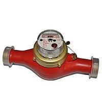 Счетчик воды Sensus M-T Qn 6,0 AN 90 (dy 25) многоструйный крыльчатый сухоход для для горячей воды 90°C