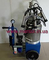 Доильный аппарат масляного типа АИД-1 (стаканы из нержавейки)