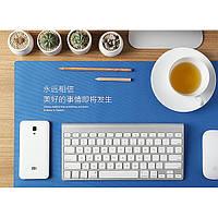 Оригинал Xiaomi 80см * 40см ультра большой противолодочный флип резиновые мягкой текстильной коврик для мыши для ПК