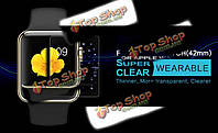 NillKin Super прозрачная защитная пленка против отпечатков пальцев для Apple часы 42мм