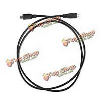 1m микро USB 2.0 мужчина к Micro-USB 5 контактный разъем OTG кабель для зарядки синхронизации данных