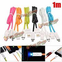OTG 2в1 двойной USB зарядное устройство данных микро-USB кабель синхронизации кабель для мобильного телефона планшет