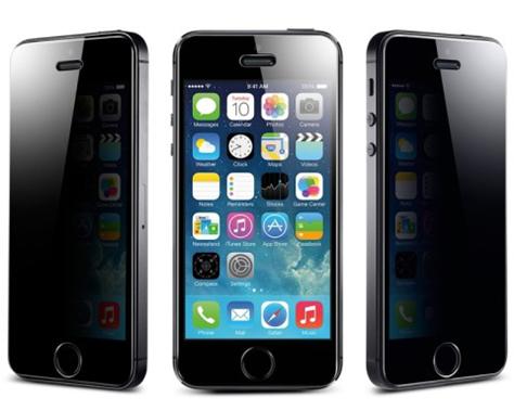 Захисне скло для iPhone 4 Приват